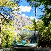 NUIT INSOLITE BULLE FORET GLAMPING (4)