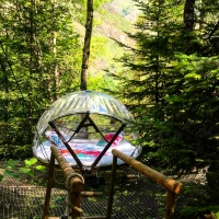 NUIT INSOLITE BULLE FORET GLAMPING (5)