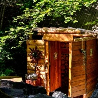 NUIT INSOLITE BULLE FORET GLAMPING comp