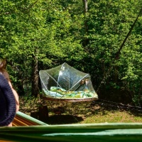NUIT INSOLITE BULLE FORET GLAMPING comp7